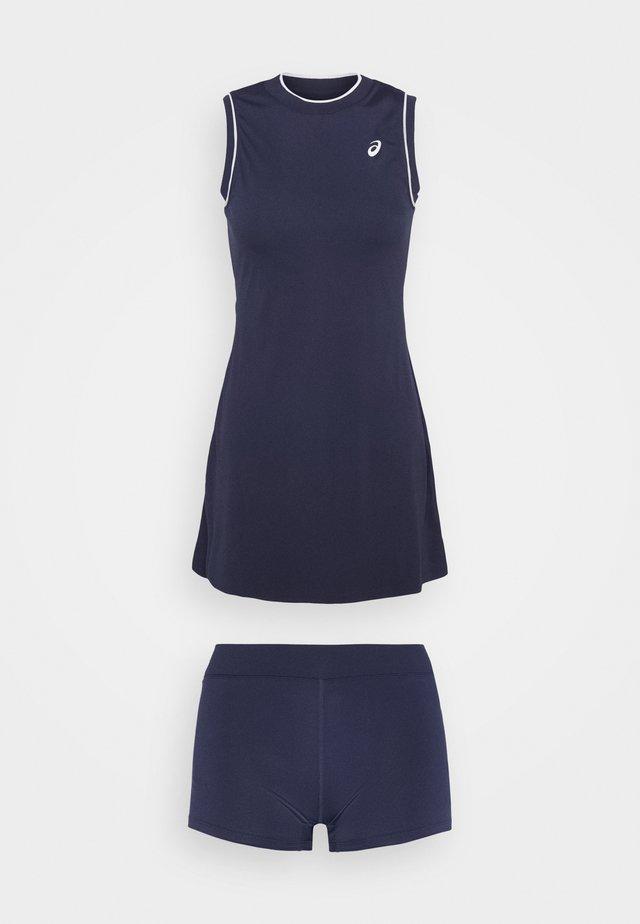 COURT DRESS - Jurken - peacoat