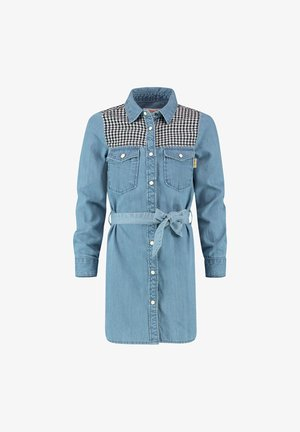 PRUDY - Robe en jean - denim blue