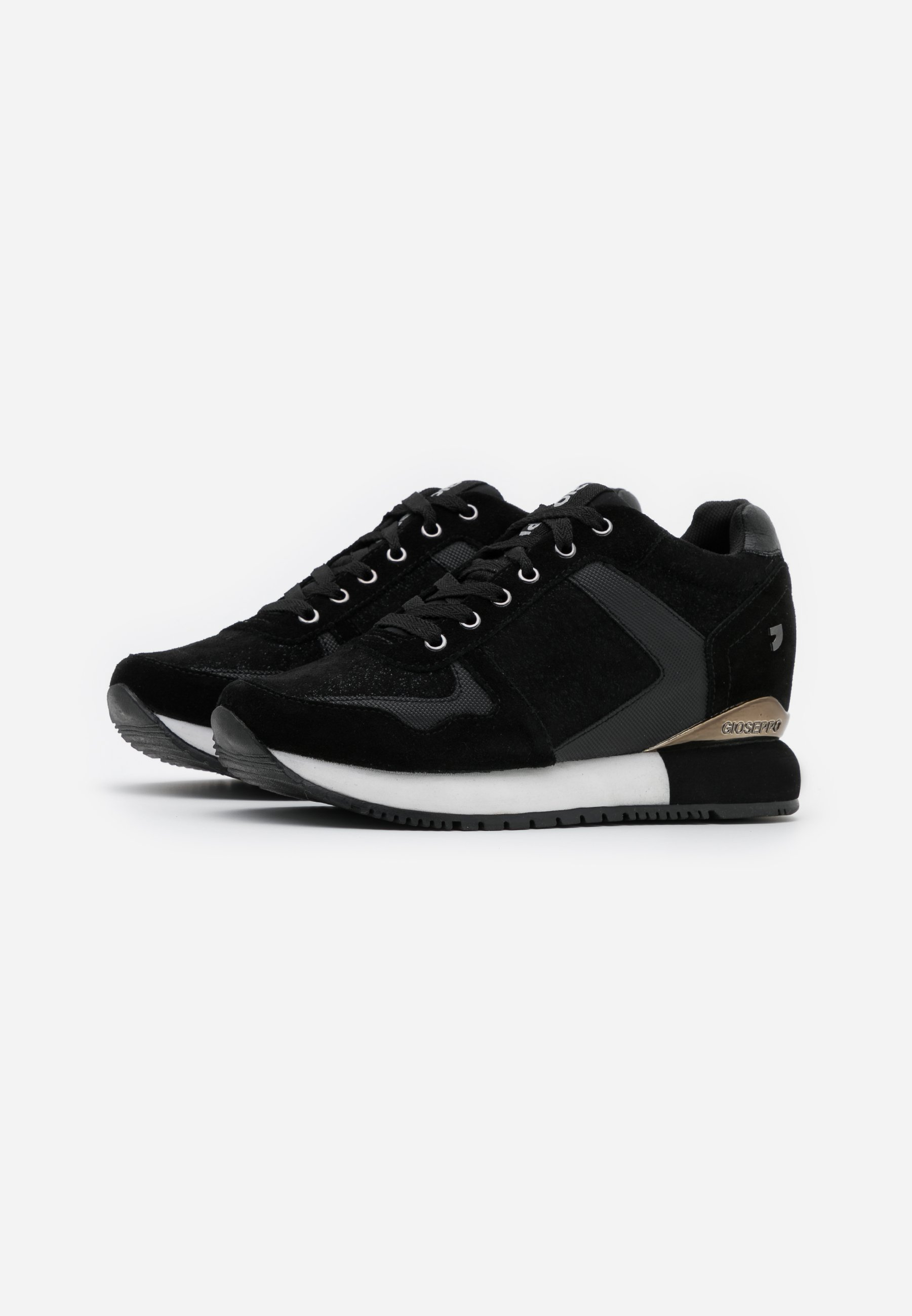 Gioseppo HAVELANGE Sneaker low black/schwarz
