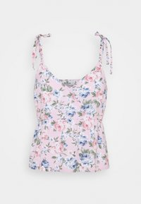 Hollister Co. - Top - pink - 4