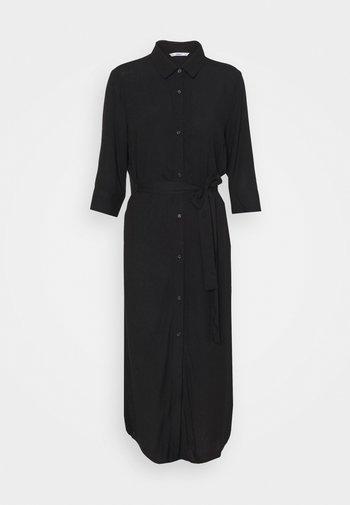 ONLNOVA LIFE DRESS SOLID - Długa sukienka - black