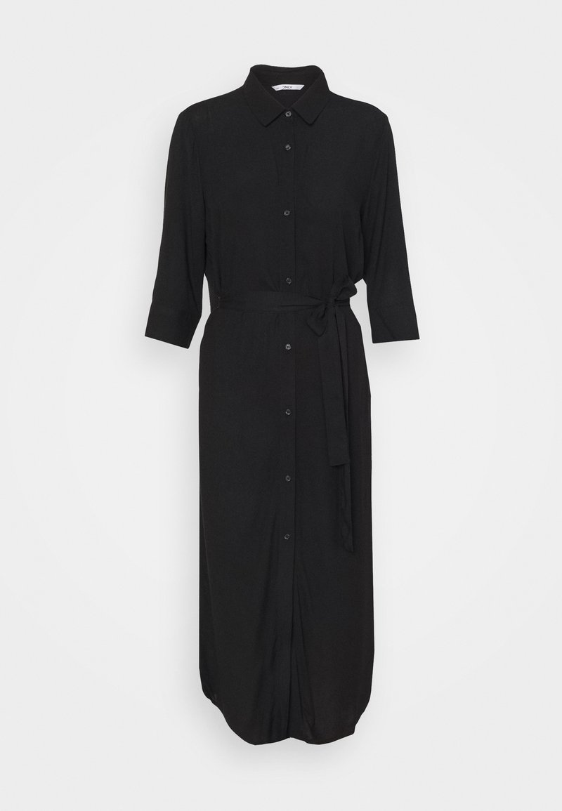 ONLY Petite - ONLNOVA LIFE DRESS SOLID - Maxi šaty - black