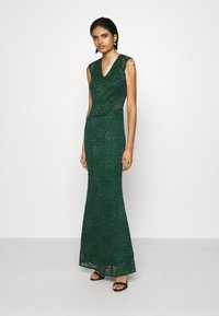 WAL G. - EMERY DRESS - Cocktail dress / Party dress - forest green - 0
