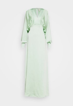YASELIZABETH BRIDESMAIDS DRESS - Maxi šaty - misty jade