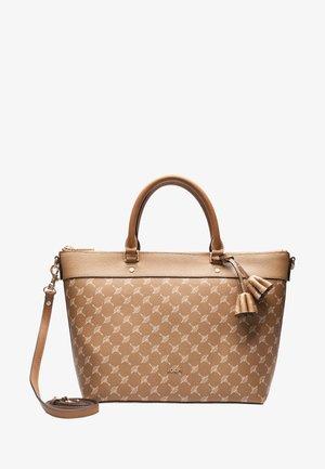 CORTINA  - Handbag - cognac