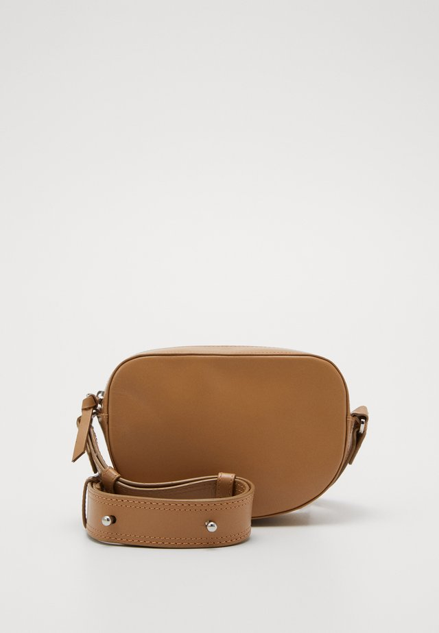 ALLURE MINIATURE BAG - Olkalaukku - camel