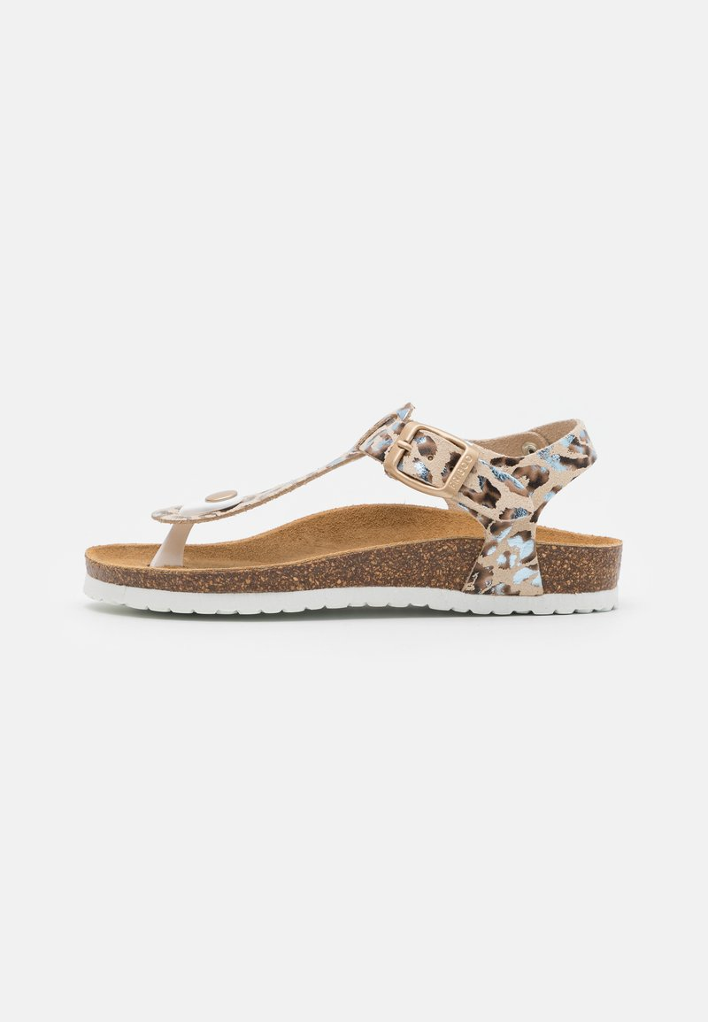 Friboo - T-bar sandals - taupe