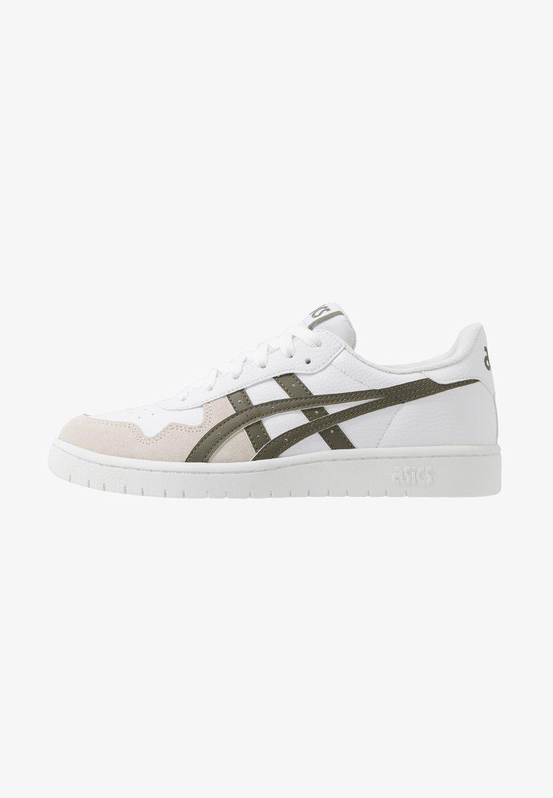 ASICS SportStyle - JAPAN UNISEX - Sneakersy niskie - white/mantle green