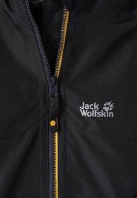 Jack Wolfskin - ICELAND - Outdoor jacket - phantom - 4
