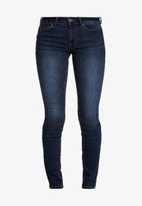 TOM TAILOR DENIM - JONA - Jeans Skinny Fit - dark stone wash - 4