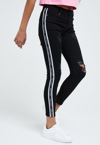 Illusive London Juniors - Slim fit jeans - black - 4