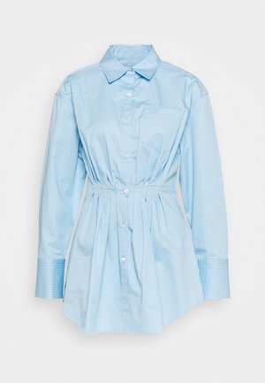 SUSANNE - Button-down blouse - sky