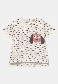 The Bonnie Mob - DAVID UNISEX - Print T-shirt - white - 0