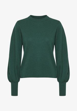Jumper - warm green