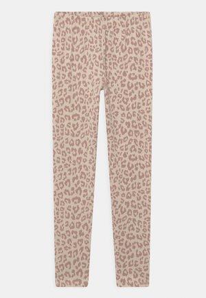 GIRLS - Leggings - Trousers - beige