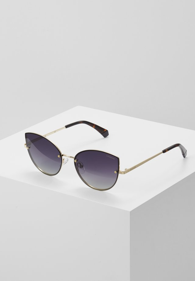 Sunglasses - gold-coloured/viol