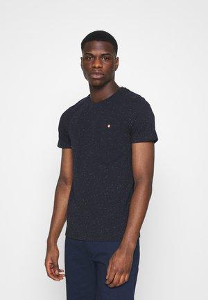 OLONNE UNISEX  - Print T-shirt - navy