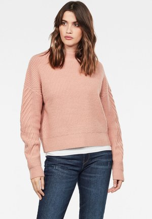 WEET R KNIT WMN L\S - Pullover - pink
