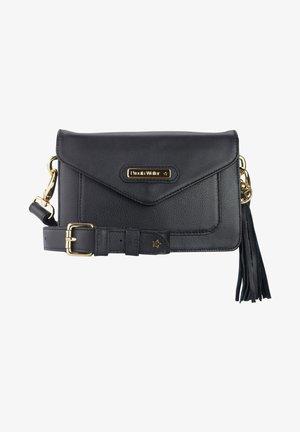 MARTINA - Across body bag - black