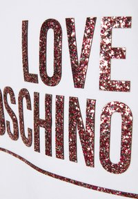 Love Moschino - Jersey dress - optical white - 8