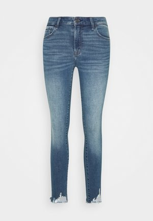 CLEARN MID RISE ANKLE - Jeans Skinny Fit - blue denim