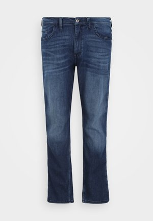 OREGON TAPERED - Jeans Tapered Fit - denim blue