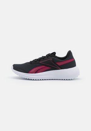 LITE 3.0 - Neutrala löparskor - footwear white/core black/punch berry