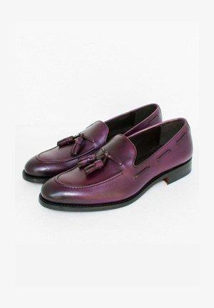 Mocassini eleganti - violet