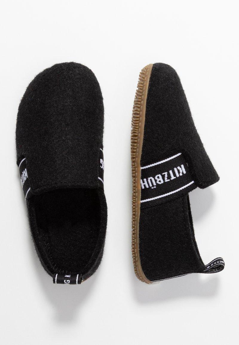 Living Kitzbühel - T-MODELL UNISEX - Domácí obuv - schwarz