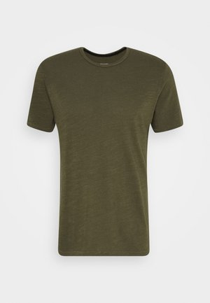 CLASSIC TEE - T-shirt basique - olive