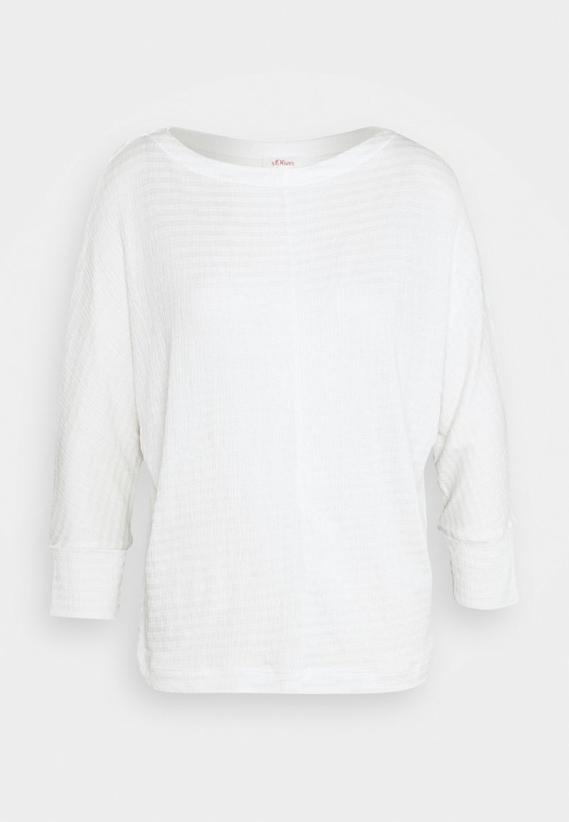 s.Oliver - Long sleeved top - off-white