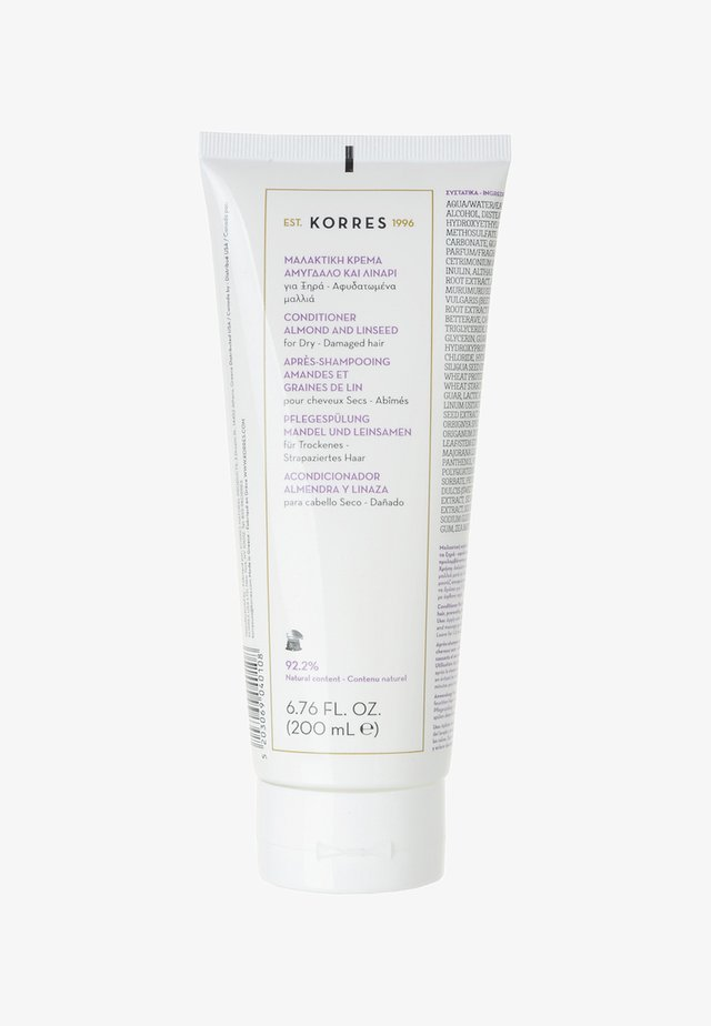 ALMOND & LINSEED CONDITIONER 200ML - Balsam - neutral