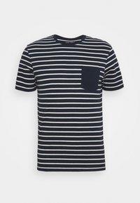 Pier One - Pyjama - dark blue/white - 1