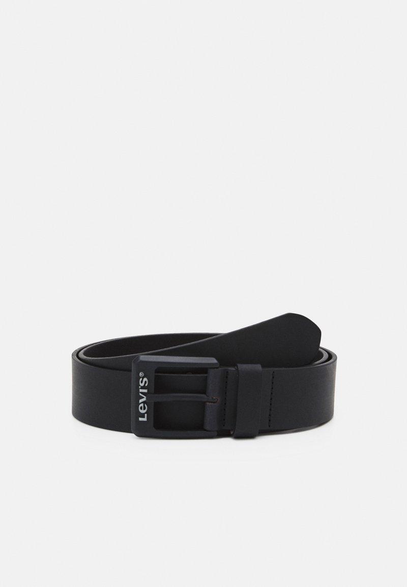 Levi's® - CONTRAST BELT - Belt - regular black