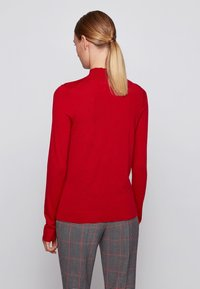 BOSS - FALIANA - Jumper - red - 2