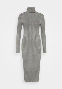 Even&Odd - Shift dress - mottled grey - 4