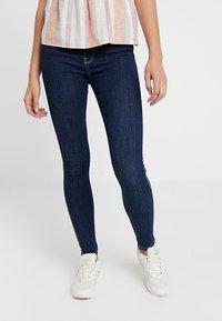 Dr.Denim - MOXY - Jeans Skinny Fit - organic dank blue - 0