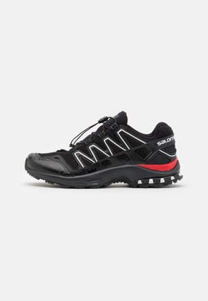 SHOES XA-COMP ADV UNISEX - Baskets basses - black/white/goji berry
