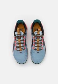 Reebok - NANO X1 TR ADVENTURE - Sports shoes - gable grey/core black/neon cherry - 3