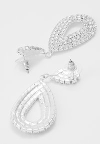 sweet deluxe - DROP EARRINGS - Orecchini - silber/crystal