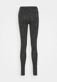 Noisy May - NMKERRY ANILLA   - Leggings - Trousers - asphalt - 1