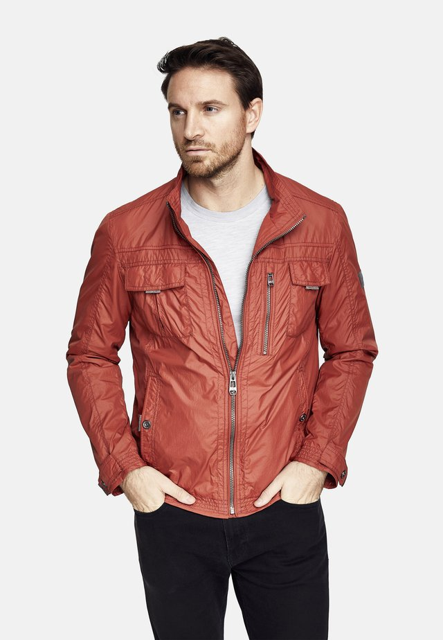 Light jacket -  terra