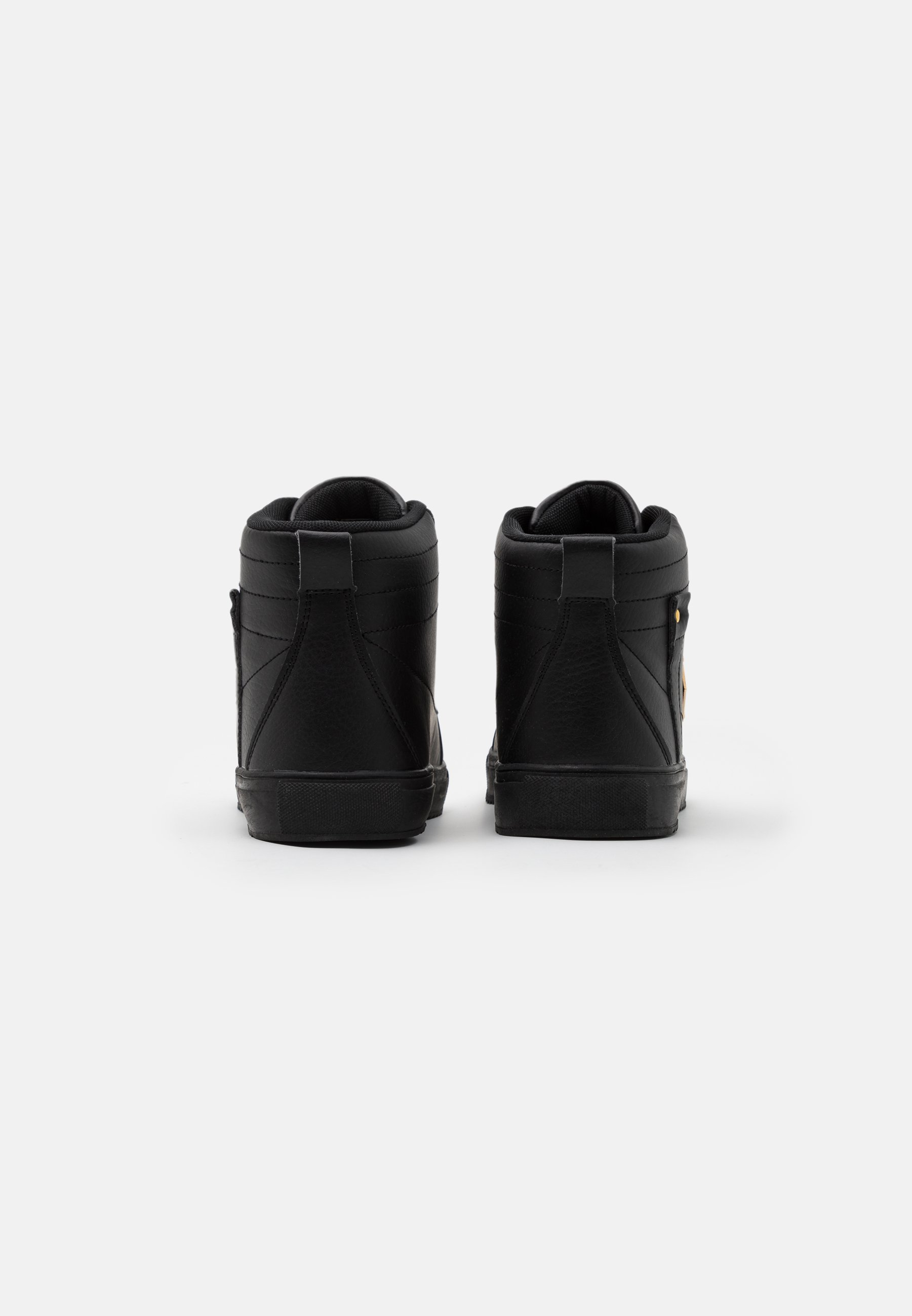 Pier One Sneaker high black/schwarz