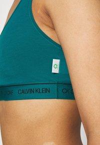 Calvin Klein Underwear - UNLINED BRALETTE - Bustier - turtle bay - 5