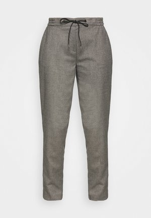 CLEAN - Trousers - gunmetal