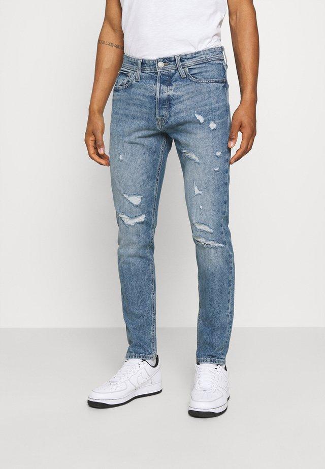 JJIFRED JJORIGINAL - Jeans slim fit - blue denim