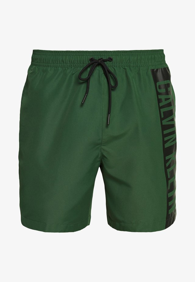 MEDIUM DRAWSTRING - Short de bain - green