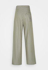 Mykke Hofmann - HERA - Trousers - sage green - 1