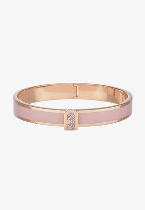 NEW MINI BANGLE - Bracciale - oro/rosa