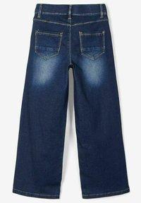 Name it - Jeans Bootcut - dark blue denim - 1